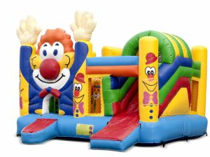 springkussen multiplay clown
